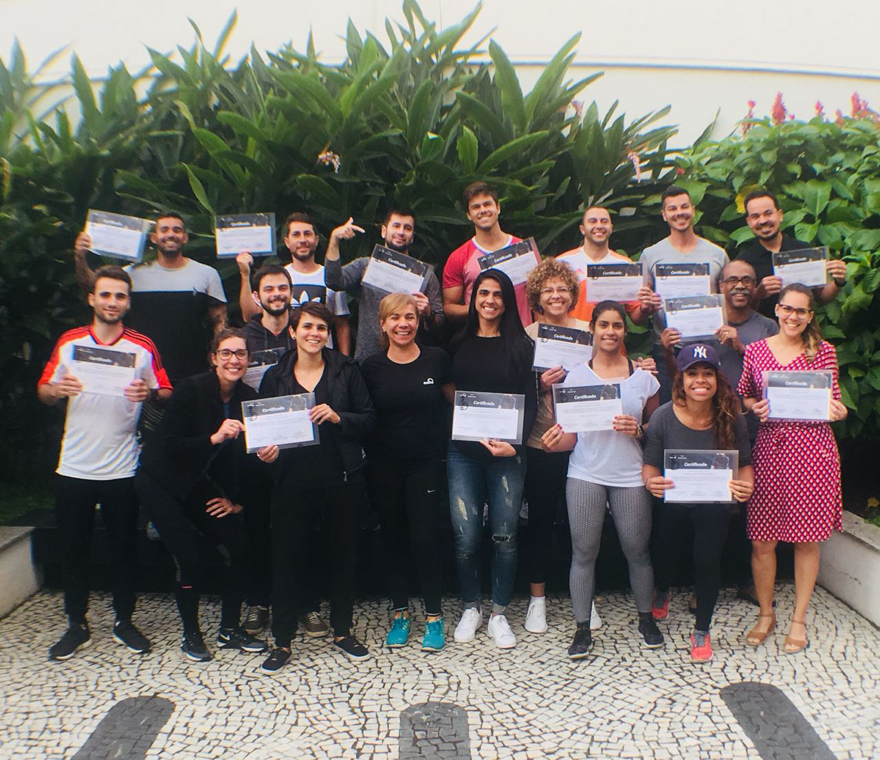 Rio de Janeiro – Julho de 2018